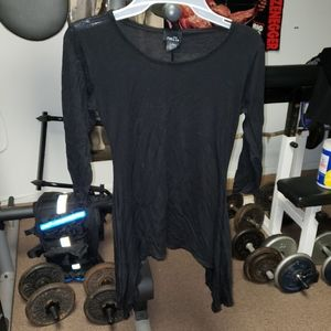 Rue21 juniors size extra small black top